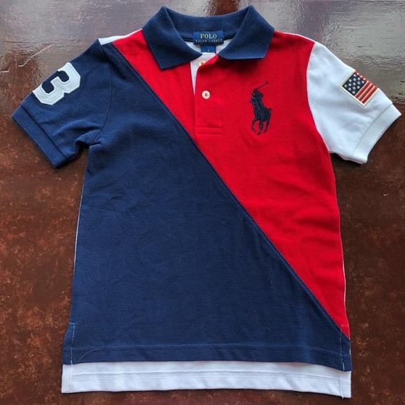 0d0ffcb54a06a9 Polo by Ralph Lauren Shirts & Tops | Polo Ralph Lauren Boys Polo ...